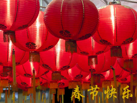 Celebrating Chinese New year with a healthy smile 用美丽笑容来庆祝春节!