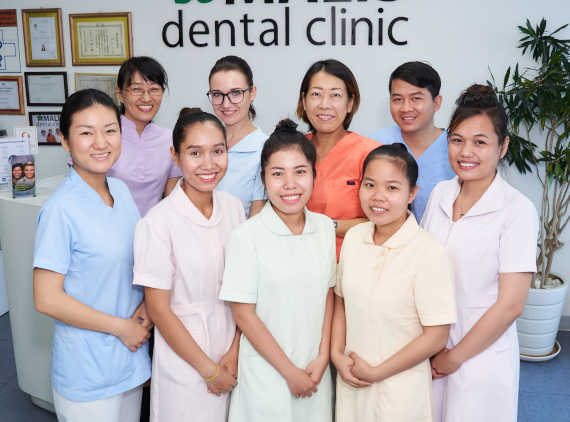 Malis Dental Clinic team